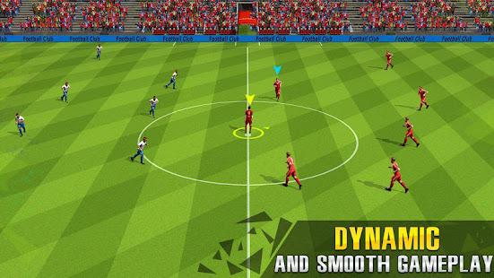 Global Soccer Match : Euro Football League 1.12 screenshots 3