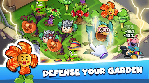 Merge Plants: Zombie Defense 1.2.8 screenshots 8