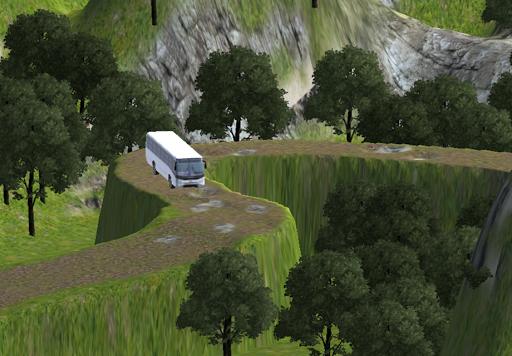 jungle bus drive screenshot 2