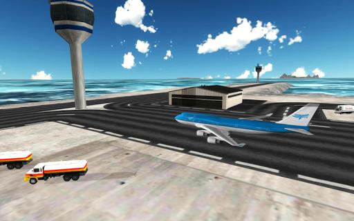 Flight Simulator: Fly Plane 3D  Screenshots 22