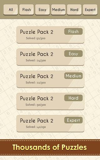 Sudoku Numbers Puzzle 4.7.71 screenshots 19