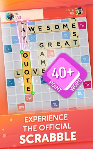 Scrabbleu00ae GO - New Word Game screenshots 10