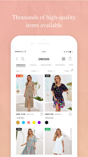 Floryday - Shopping & Fashion apktram screenshots 5