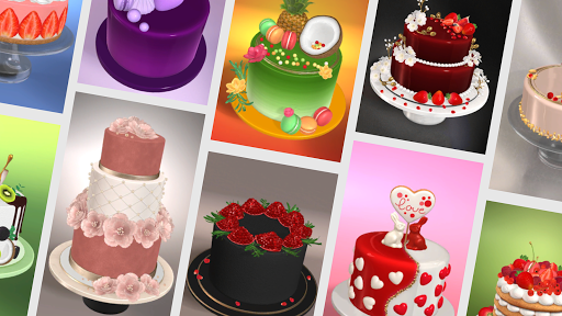 Cake Coloring 3D  Pc-softi 19