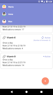 Mr. Pillster pill box & pill reminder tracker rx v2.3.2 [Pro] 3
