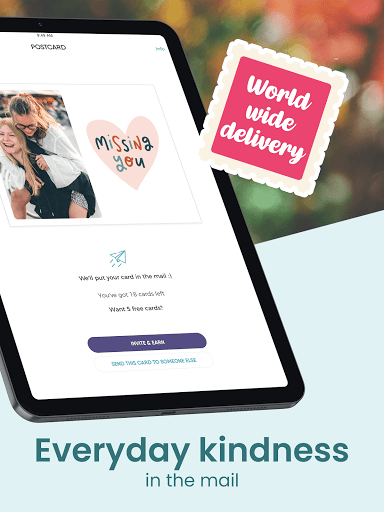 TouchNote: Card Maker - Postcards & Greeting Cards  screenshots 9