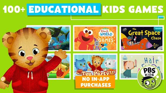 PBS KIDS Games screenshots 1