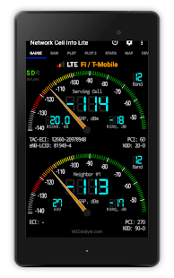 Network Cell Info Lite - Mobile & WiFi Signal