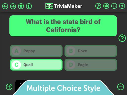 TriviaMaker - Quiz Creator, Game Show Trivia Maker 6.1.3 screenshots 21