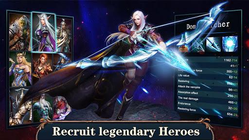 Ultimate Glory - War of Kings Apkfinish screenshots 9
