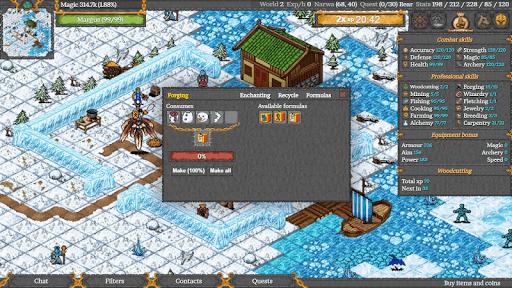 RPG MO - MMORPG 1.9.1 screenshots 23