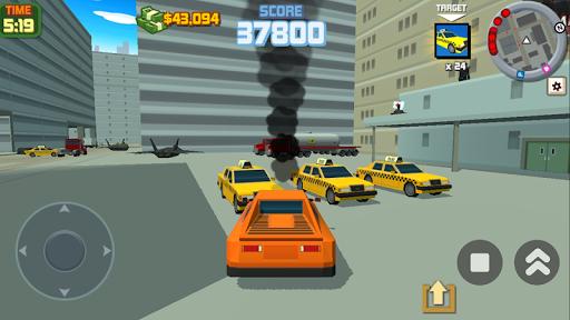 Gangster City: OpenWorld Crime Shooting Game- FPS  screenshots 8