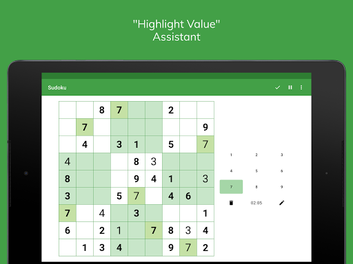 Sudoku - Free & Offline 2.4.0 Screenshots 12