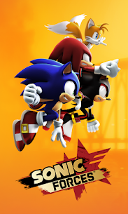 Sonic Forces: Speed Battle 1