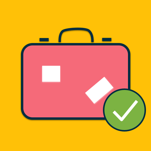 Packing List - Lista del planificador de viajes