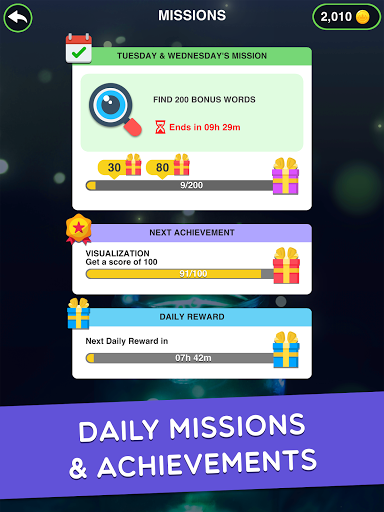 Magnetic Words - Search & Connect Word Game apktram screenshots 9
