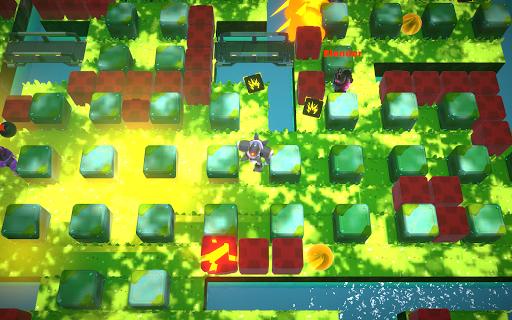 Bomb Bots Arena - Multiplayer Bomber Brawl  screenshots 12