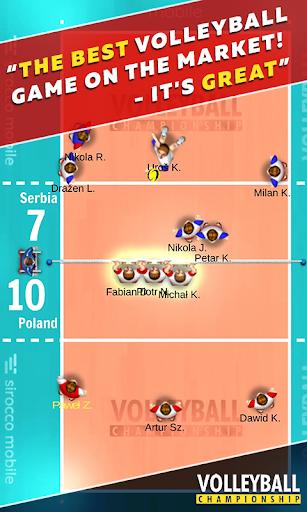 Volleyball Championship  screenshots 1