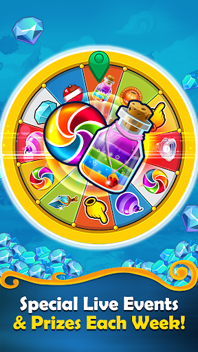 Witchy Wizard: New 2020 Match 3 Games Free No Wifi 2.1.7 screenshots 4