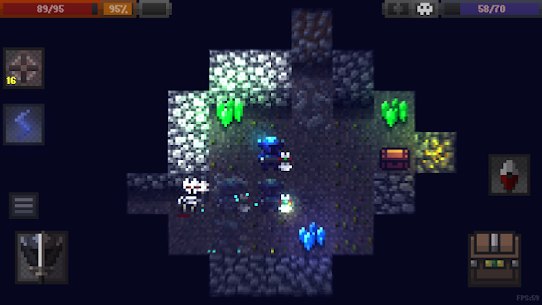 Caves (Roguelike) MOD APK 0.95.1.8 (Unlimited Money/Diamonds) 1
