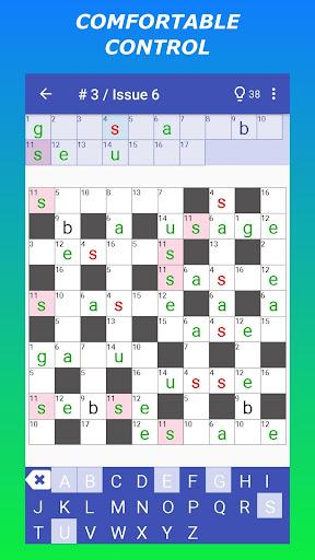 Keywords u2014 Free Codeword Puzzle 1.4.19.69-EN screenshots 3
