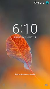 Lock Screen Wallpaper Screenshot