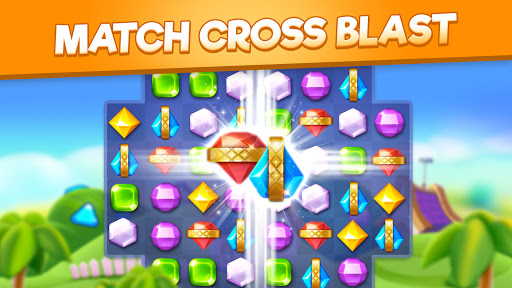 Bling Crush: Free Match 3 Jewel Blast Puzzle Game 1.4.8 screenshots 2