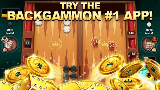 Backgammon Live: Play Online Backgammon Free Games 3.4.611 screenshots 1