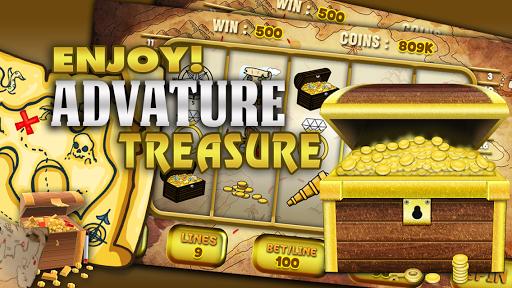 adventure treasure slots screenshot 2