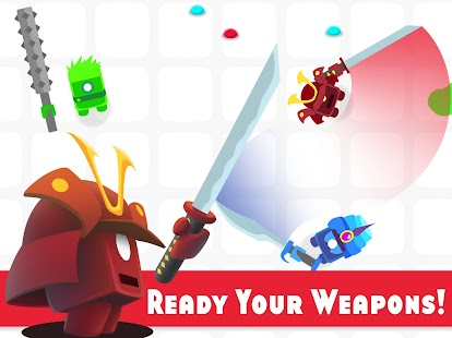 Goons.io Knight Warriors Screenshot
