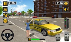 Taxi Driver 3D - Taxi Simulator 2018のおすすめ画像3