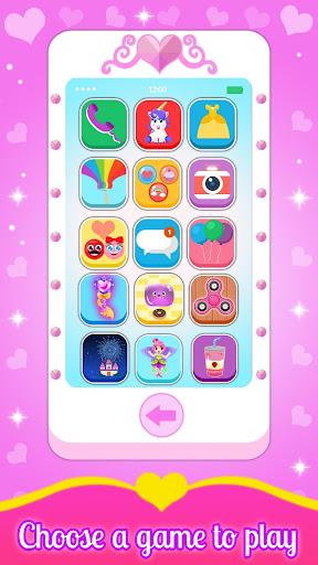 Baby Princess Phone 1.5.2 screenshots 1