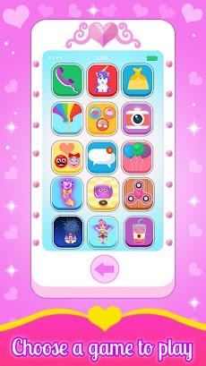 Baby Princess Phoneのおすすめ画像1