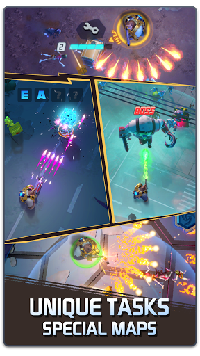 Ape Warfare android2mod screenshots 10