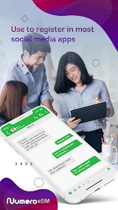 Numero eSIM: Second Phone Number & Virtual SIM 2