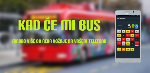 Bus plus aplikacija za iphone