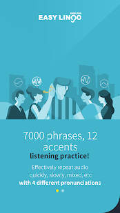 EasyLingo - English auto listening 7000 phrases