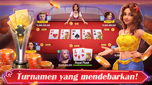 Poker Journey-Texas Hold'em Free Online  Card Game 1.028 screenshots 1