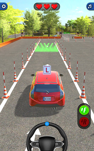 Driving School Test screenshots 11