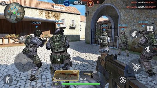 FPS Online Strike – Multiplayer PVP Shooter Mod Apk 1.1.40 2