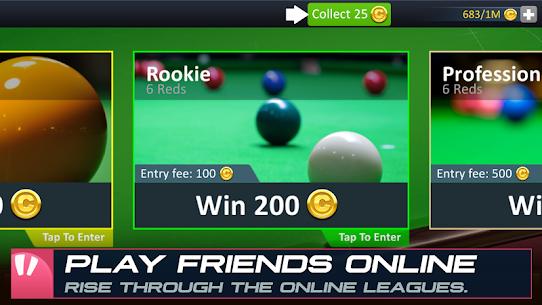 Snooker Stars MOD APK- 3D Online Sports (Unlimited Energy) 6