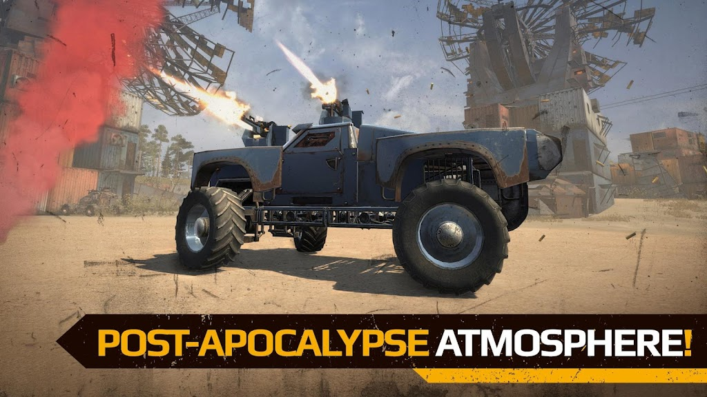 Crossout Mobile - PvP Action  poster 12