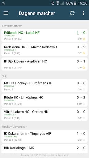 Sportstats 2.5.0 screenshots 1