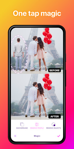 FitPix - Body & Selfie Photo Editor screen 0