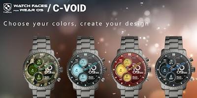 C-Void Watch Face