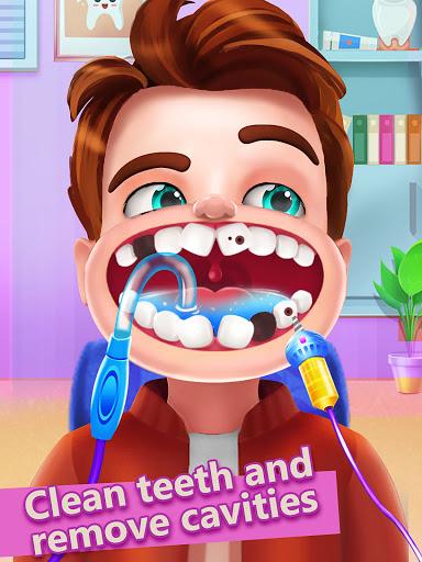 Dentist Inc : Dental Care Doctor Games 1.2.2 screenshots 9