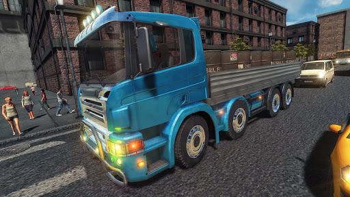 Offroad Truck Construction Transport  Paidproapk.com 4