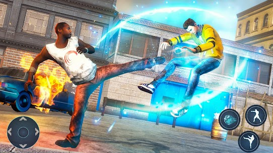 Gangster Kung Fu Fight: Karate Fighting Games 1