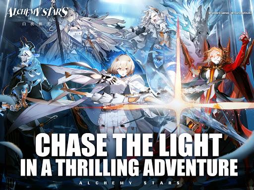 Alchemy Stars: Aurora Blast 1.0.2 screenshots 9