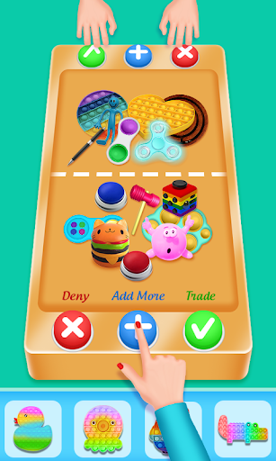 Mobile Fidget Toys 3D- Pop it Relaxing Games 1.0.10 screenshots 10